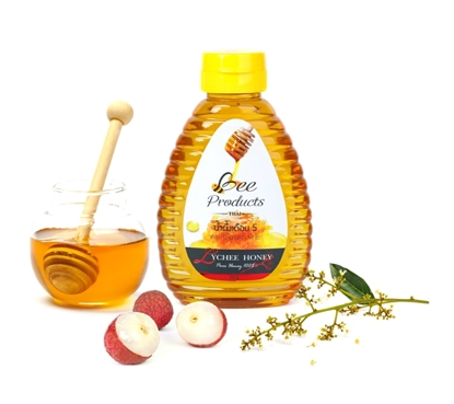Picture of Lychee Honey 250 g.