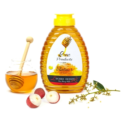 Picture of Lychee Honey 430 g.