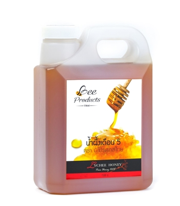 Picture of Lychee Honey 1.5 kg.