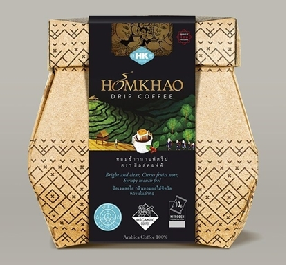 Picture of ORGANIC HOMKHAO DRIP COFFEE