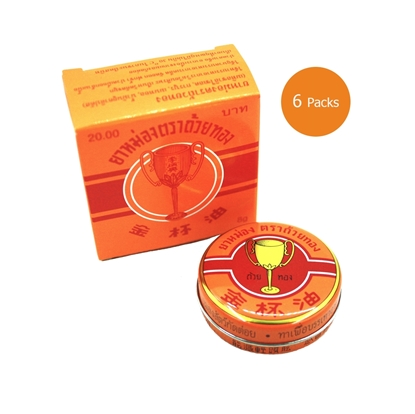 Picture of Golden Cup Balm 8 g (6 Pack)