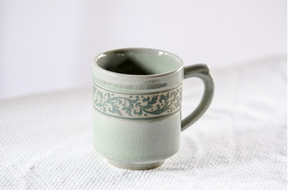 Picture of  Edge kanok mug celadon