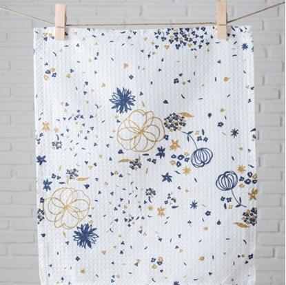 Picture of ผ้าเช็ดจาน/ผ้าเช็ดมือ cotton ลาย Spring