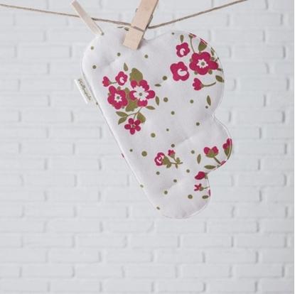 Picture of Cotton pot holder cloud shape -Rose