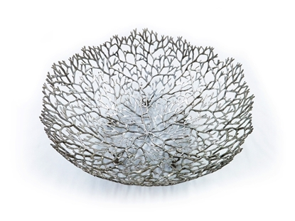 Picture of Loyfar Pewter Antler Coral Bowl
