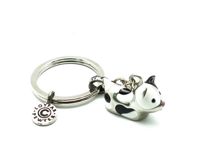 Picture of Loyfar Pewter 12 Chinese Sodiac theme- Dog Keychain