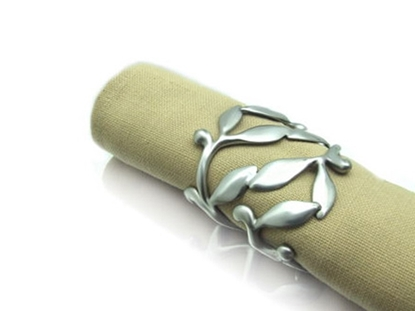 Picture of Loyfar Pewter Climber Napkin Ring size L