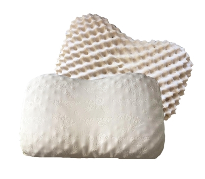 Picture of หมอนยางพาราแท้ 100% ทรงรูปหัวใจ