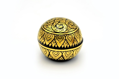 Picture of Khern jewelry box kanok lotus