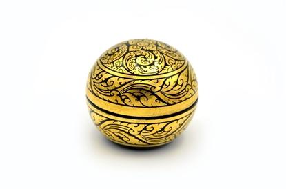 Picture of Khern jewelry box kanok prew