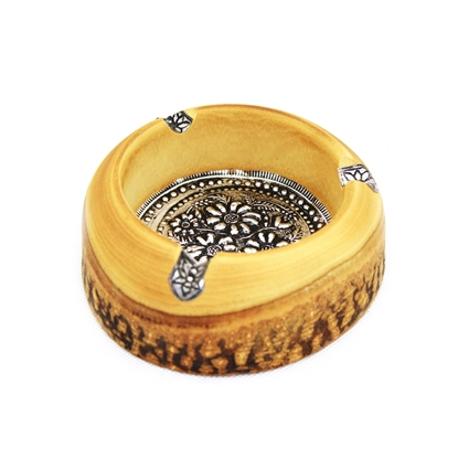 Picture of Mango wood (Ma-Muang) - Ashtray