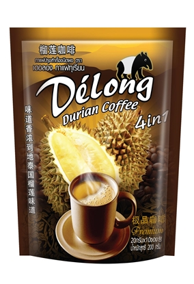 Picture of Delong Durian Coffee 4in1