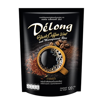 Picture of Delong Black Coffee 2in1