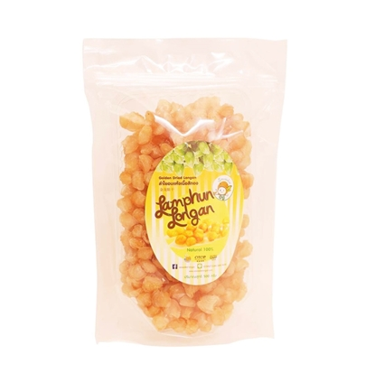 Picture of Golden Dried Longan 500 g.