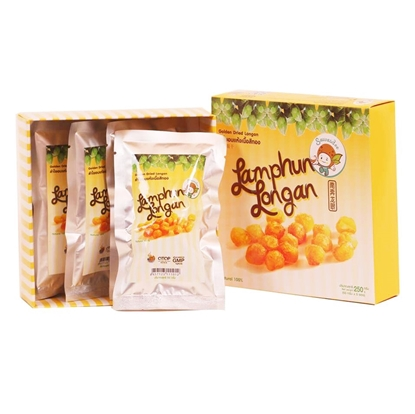 Picture of Golden Dried Longan 250 g.