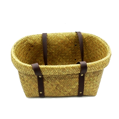 Picture of Kra-Jood weave - Basket with handles
