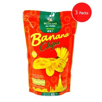 Picture of กล้วยหอมทอดกรอบ (แพ็ค 3)