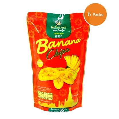 Picture of กล้วยหอมทอดกรอบ (แพ็ค 6)