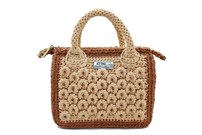 Picture of Nacre crochet bag