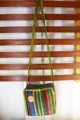 Picture of Crossbody Bag - Green