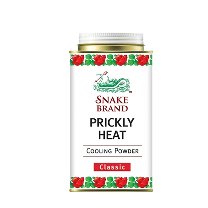 Picture of Snake Brand Prickly Heat Classic Cooling Powder 140g