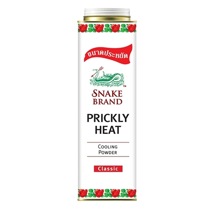 Picture of Snake Brand Prickly Heat Classic Cooling Powder 450g