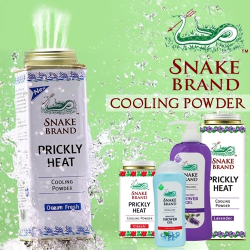 Picture for vendor Snake Brand Prickly Heat