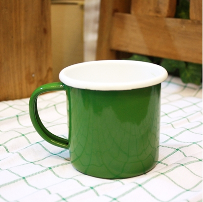 Picture of Thai Enamelware - Cup 11cm.