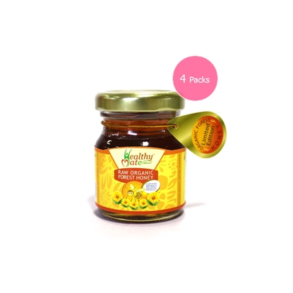 Picture of HealthyMate - Raw Organic Forest Honey (4pcs.)