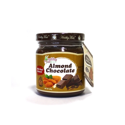Picture of HealthyMate - Almond Chocolate Spread