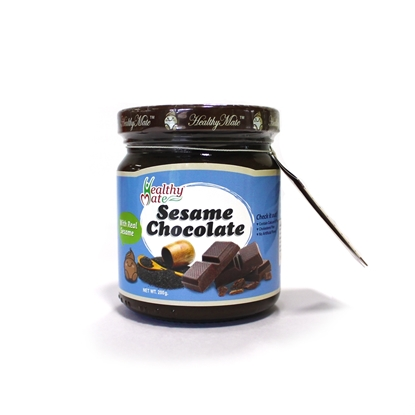 Picture of HealthyMate - Sesame Chocolate Spread