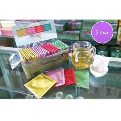 Picture of Best seller 4 types Oolong Tea - 2 boxes (dipped)
