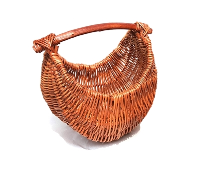Picture of Big Hen Rattan Basket