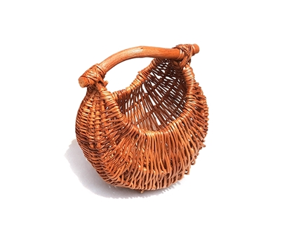 Picture of Mini Hen Rattan Basket