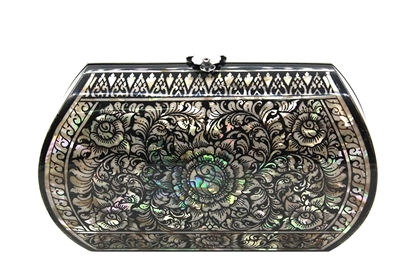 Picture of Mother Of Pearl Clutch