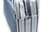 Picture of  Babyblue stripe travel bag