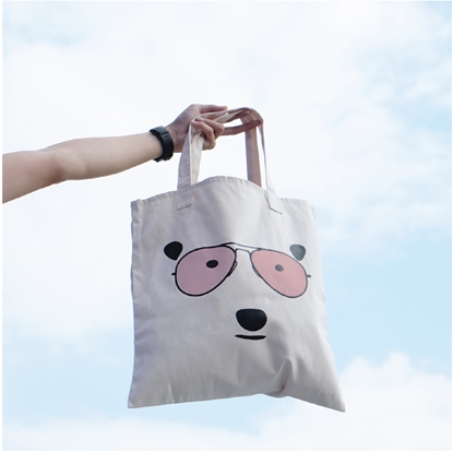 Picture of Bear Love Sunshine Tote Bag
