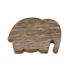 Picture of Brown Pearl Baby Elephant Coaster