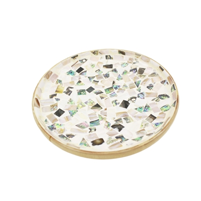 Picture of Big Pearl Circle Tray