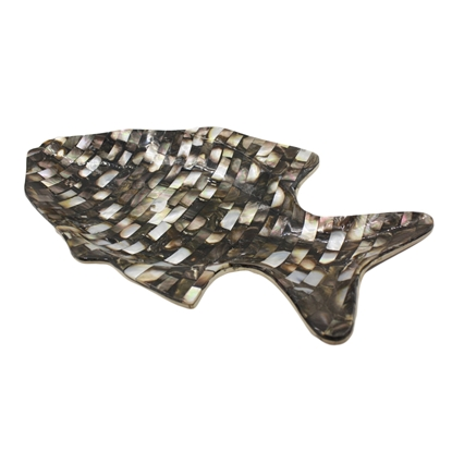 Picture of Big Matallic Pearl Fish Tray