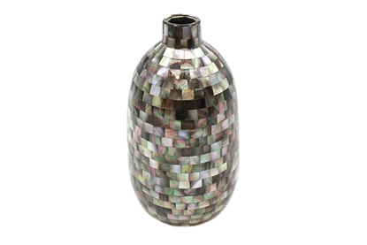 Picture of Metallic Pearl Fat Vase