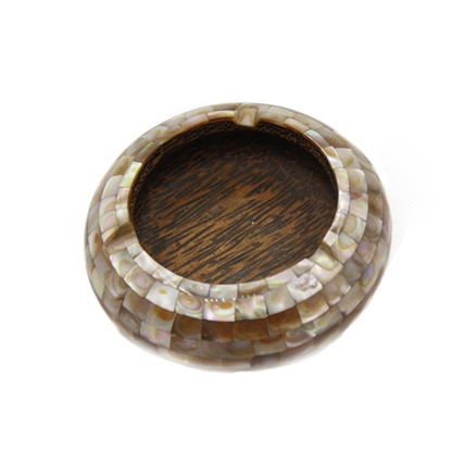 Picture of Brown Pearl Ashtray