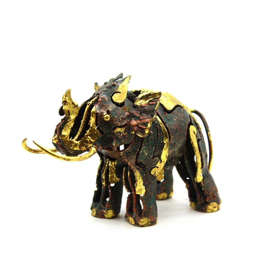 Jatujakmall thai royal elephant steel fragance holder for Aroma royal thai cuisine nj