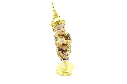 Picture of Nang Sri Da (Ramakien) Ceramic doll