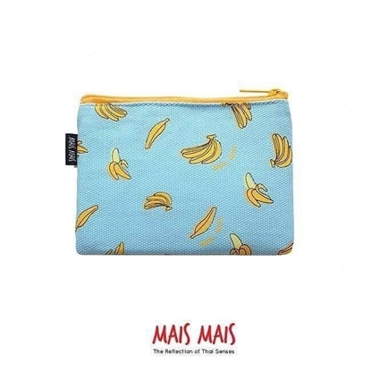 Picture of BANANA Wide Coin Purse