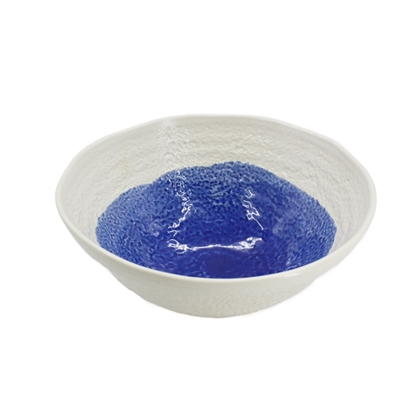 Picture of Blue pool ceramic noodle bowl