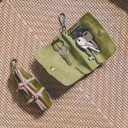 Picture of กระเป๋าใส่กุญแจ ข้าวต้มมัด