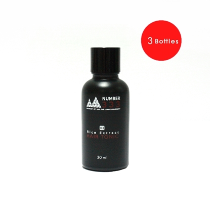 Picture of Number 333 Hair Care - Tonic Anti-Hair Loss (Set 3 Bottles)