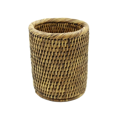 Picture of Rattan Pen holder