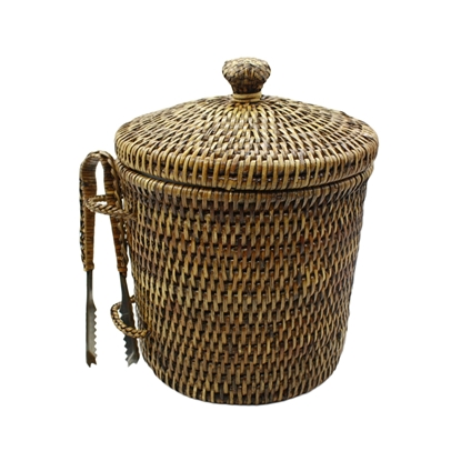 Picture of Rattan ice bucket